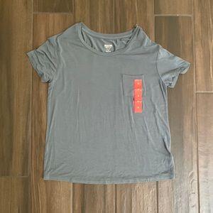Grey soft t-shirt - brand new!